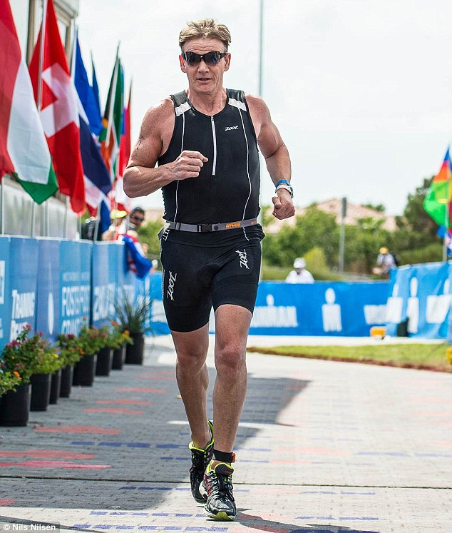Gordon Ramsay triathalon