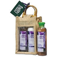 vegan gift - haircare giftset FINGIFTLAV_main4