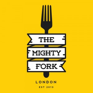 THE MIGHTY FORK logo