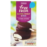 Tesco vegan Choc-Ice
