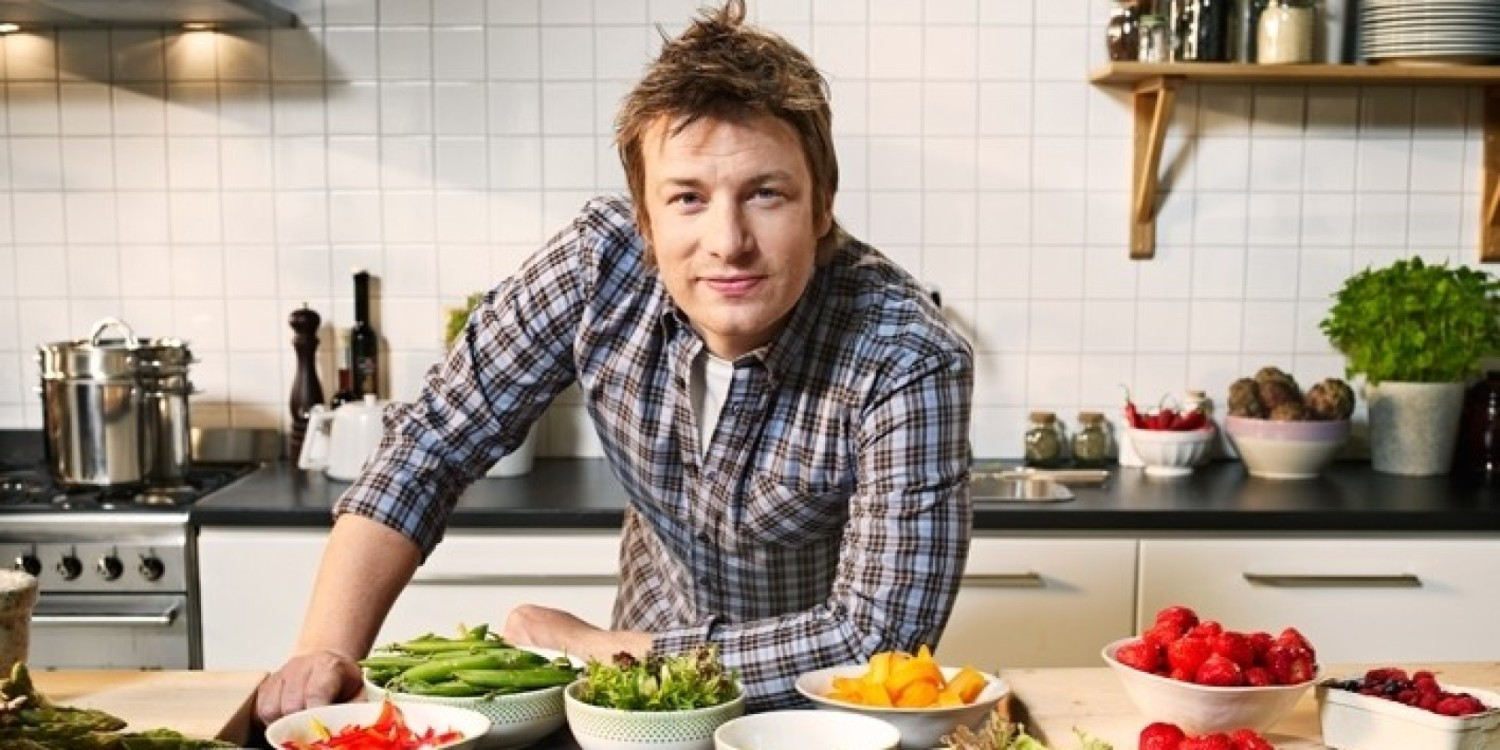 Jamie Oliver on vegan diets